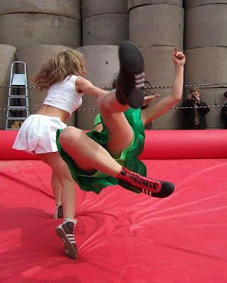 New Cool Pics Women Wrestling In Russia