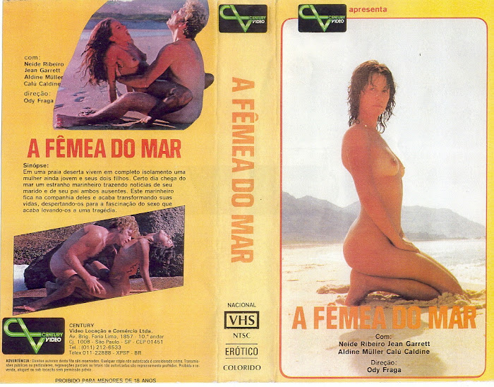 femea do mar