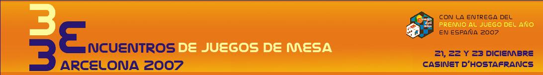 3 Encuentros de Juegos de Mesa en Barcelona\