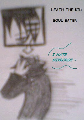 Death The Kid from Soul Eaterwatch Soul Eater if you don't get the
