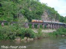 ทางรถไฟสายประวัติศาสตร์ (สายมรณะ)