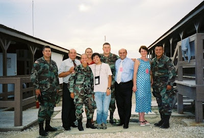 From Cow Pastures To Kosovo: SFC Stephen Pointer Retires - Another