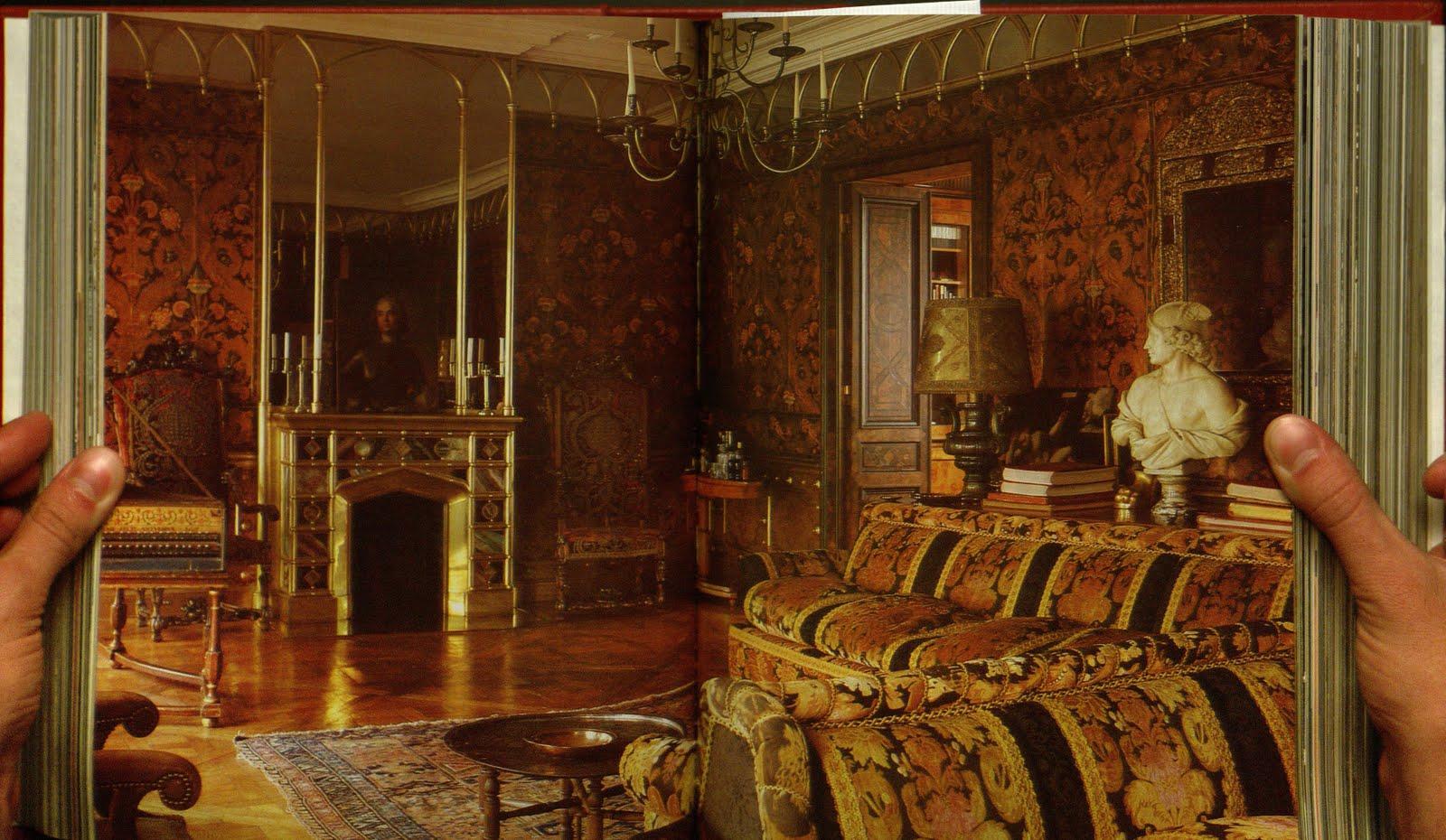 FOR PILAR Nureyevs Paris Apartment