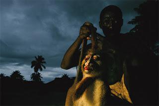Resultado de imagen de niños brujos en africa