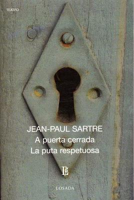 RESUMEN A PUERTA CERRADA  Jean Paul Sartre  DiarioInca