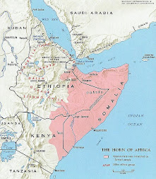 the true map of somalia