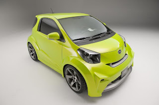 2009 Scion iQ concept Picture