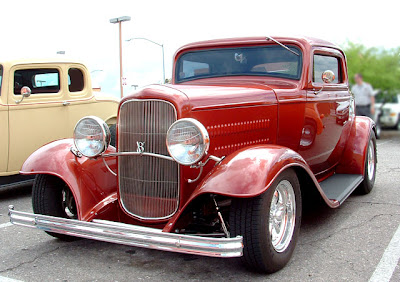 Tucson Hot Rod