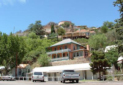 Bisbee Houses