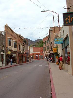 Bisbee street