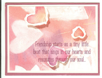 "1 Response to ""Friendship Sayings - Phrases, Quotes, Poems, Quotations"""