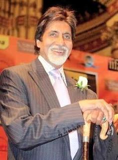 Amitabh Bachchan takes on Raj Thackeray
