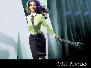 Amrita Rao For Miss Players