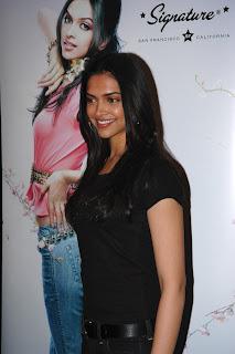 Deepika Padukone signed as the brand ambassador of Levi Srauss Signature