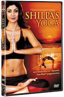 Yoga is the Sexy Secret of Shilpa Shetty