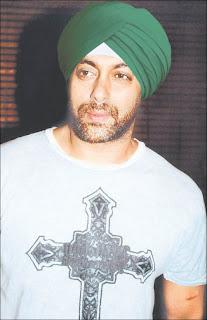 Salman becomes Sardar for Heroes