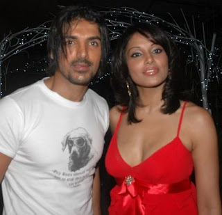 And Bipasha MISSed John too much