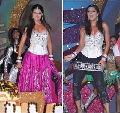Lara Dutta turns into a Bhojpuri Item Girl
