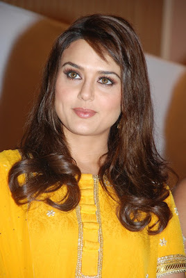 Preity Zinta returns with an unusual story