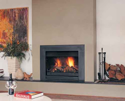 House on hillstreet fireplace options for Fireplace options