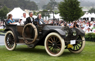 pebble beach concours 2015 annual guide book