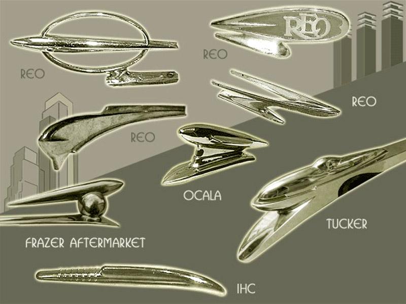 1956 Oldsmobile Hood Ornaments Identification
