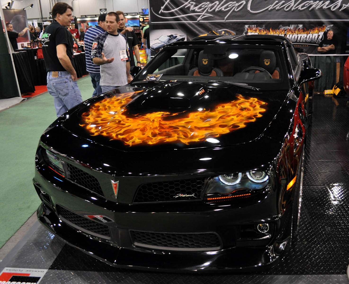 car reviews 2010 firehawk trans am tribute from the trans am depot paint by mike lavallee. Black Bedroom Furniture Sets. Home Design Ideas
