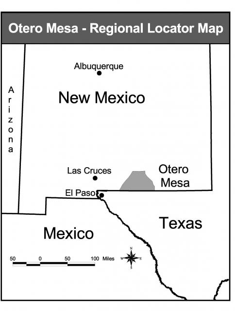 News New Mexico: Irony: Otero County Freezing, No Natural Gas