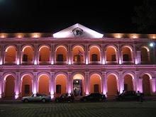 Centro Cultural de la República, El Cabildo /Asunción/ Paraguay/ Abril 2009 /