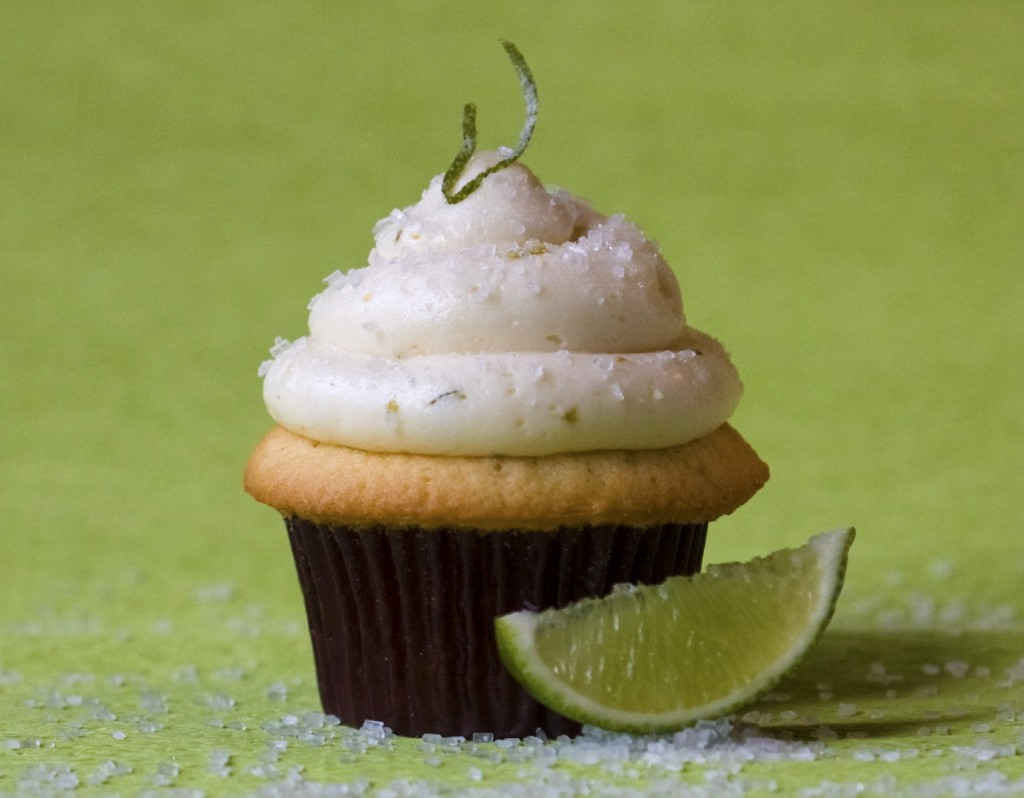 super sweet sugar: Cuptails? Margarita Cocktail Cupcakes ...