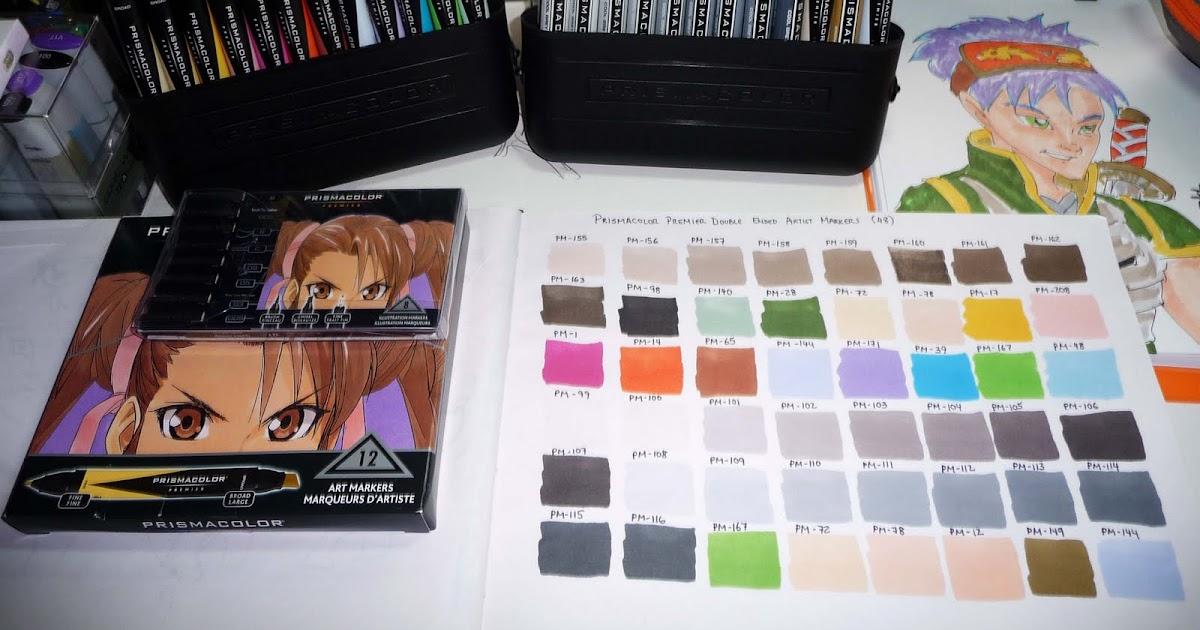 Kid Sketches Expanding The Creative Range Of The Manga Set