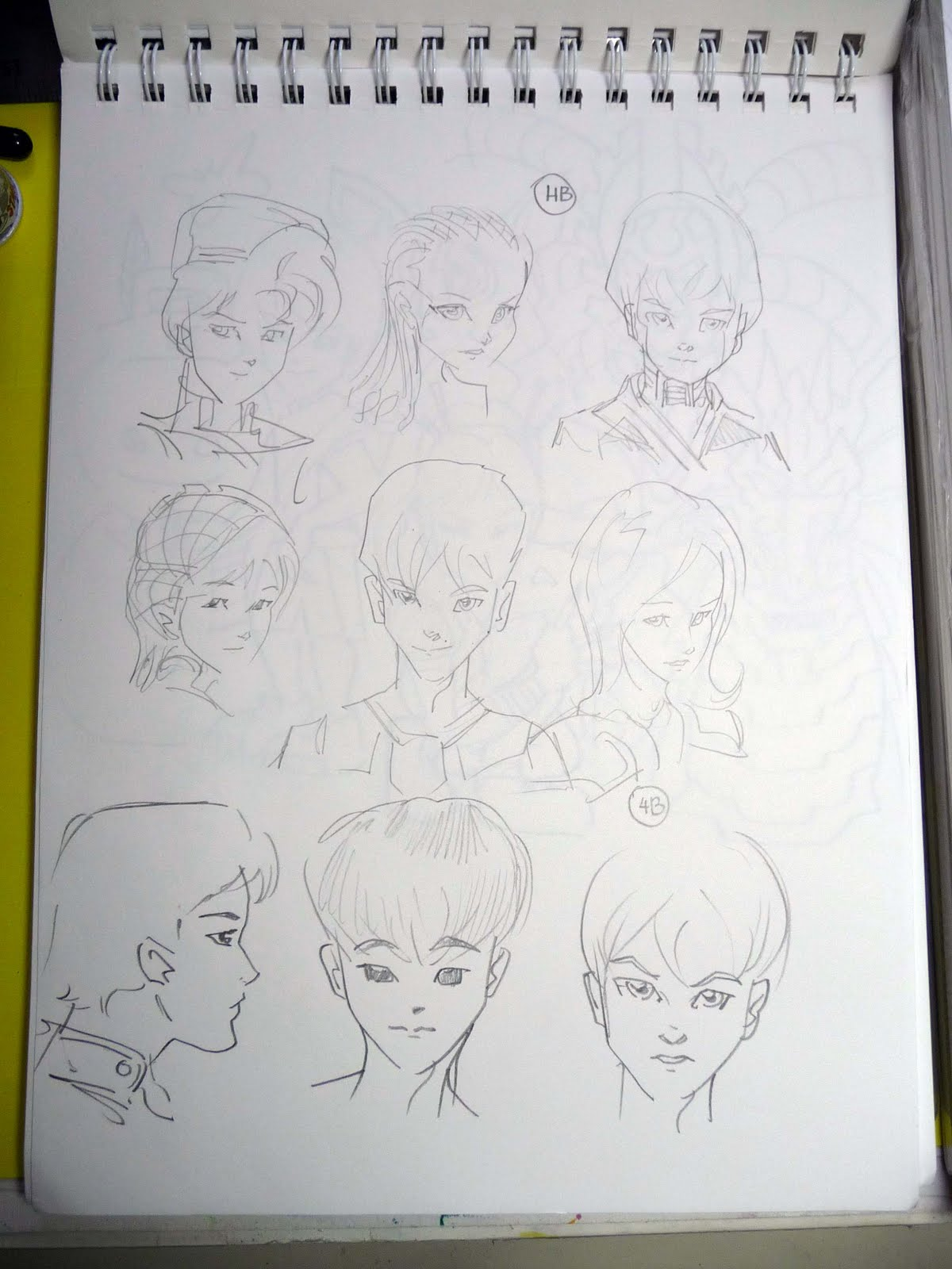 Kid Sketches Testing And Selecting A Sketchbook For