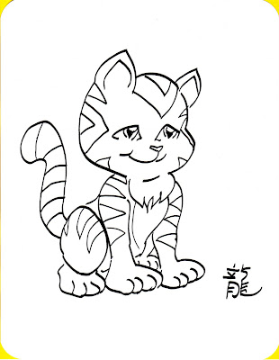 Cat Coloring Pages Crayola - Colorings.net