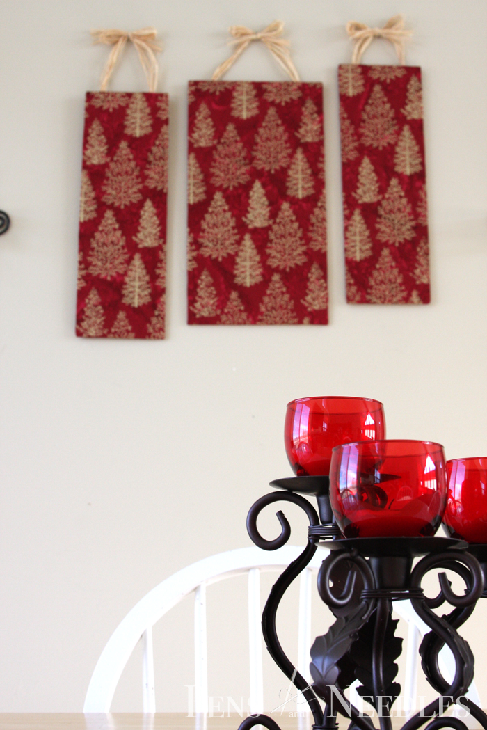 Wall Hanging Christmas Decorations