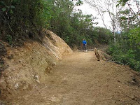 trail in Puriscal