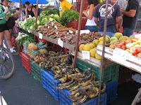 Costa Rica farmer's market