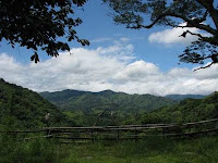 Puriscal valley view