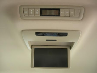 The Eight Seaters Story Toyota Alphard April 2009