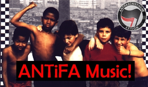Strictly Antifascist Music