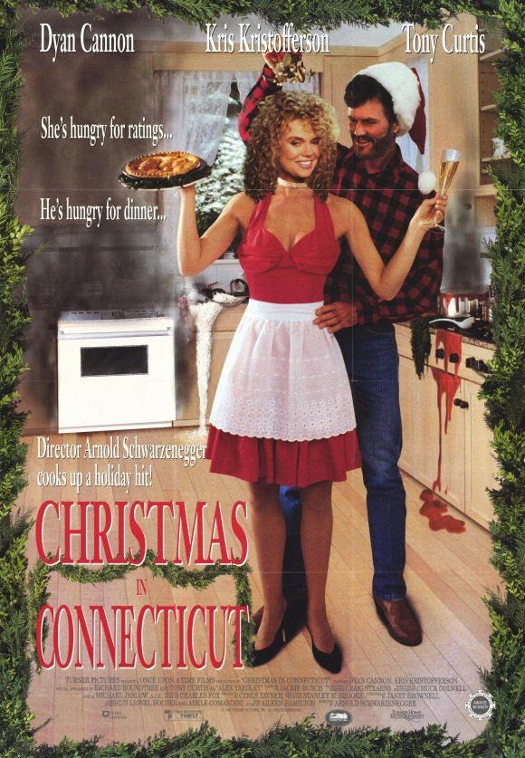 Christmas In Connecticut Movie.Christmas Tv History Rip Tony Curtis