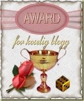 2L3Bs Blog awards
