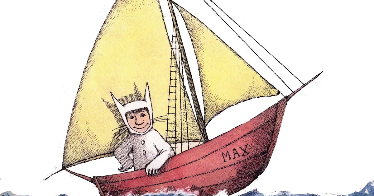 Image result for where the wild things are max boat