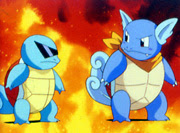 A Guerra de Água Pokémon!