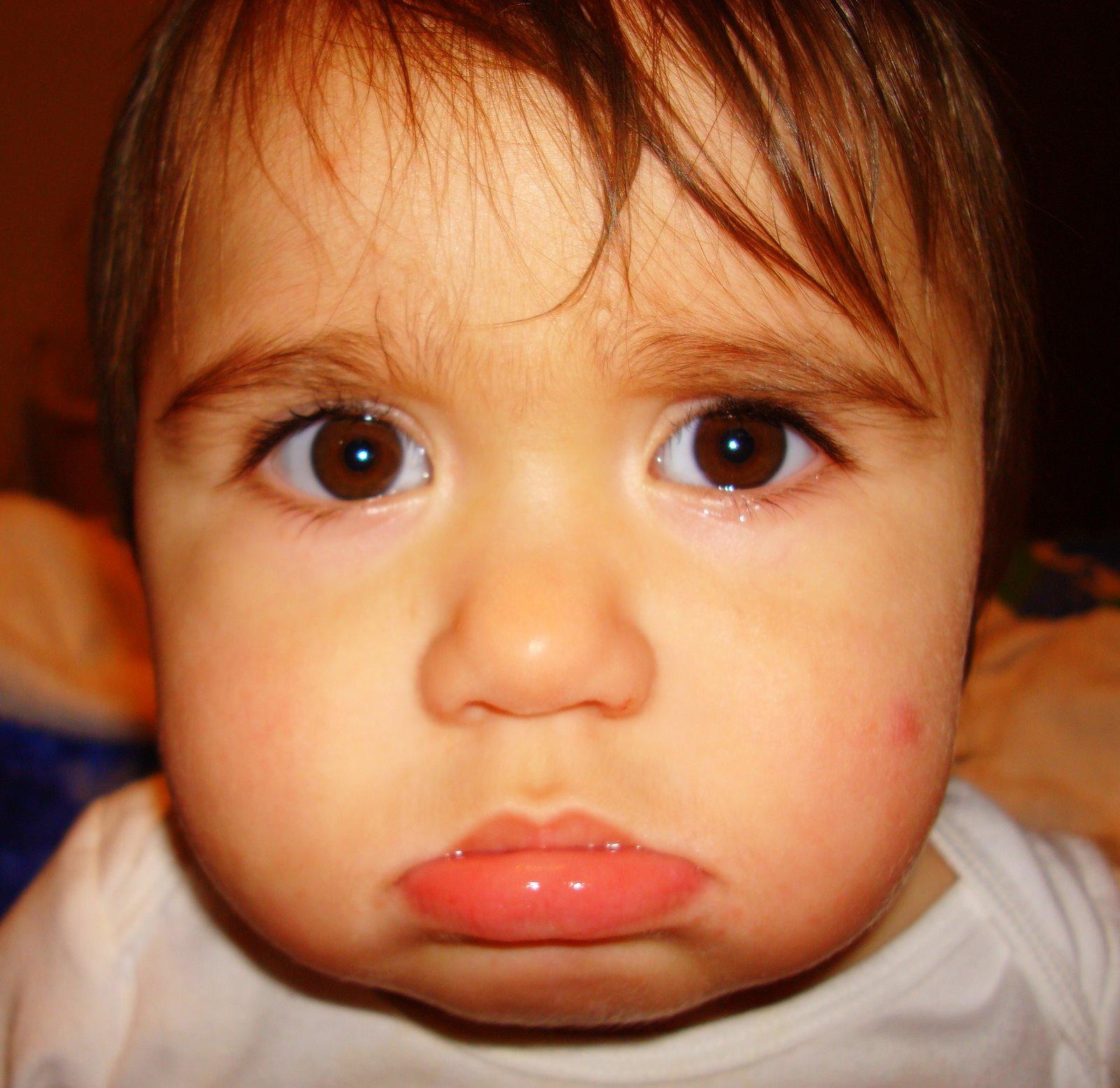 The Ballard Batch: Pouty face Sad Face