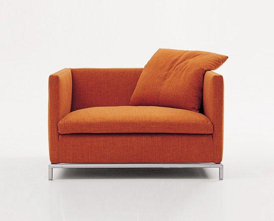 sophistik b b italia george sofa. Black Bedroom Furniture Sets. Home Design Ideas