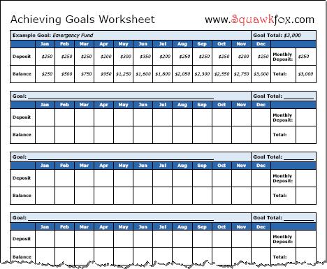 Printables Fitness Goals Worksheet smart goal worksheets abitlikethis worksheets