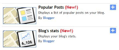 Membuat Popular Post di Blogger