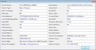 USB external specifications