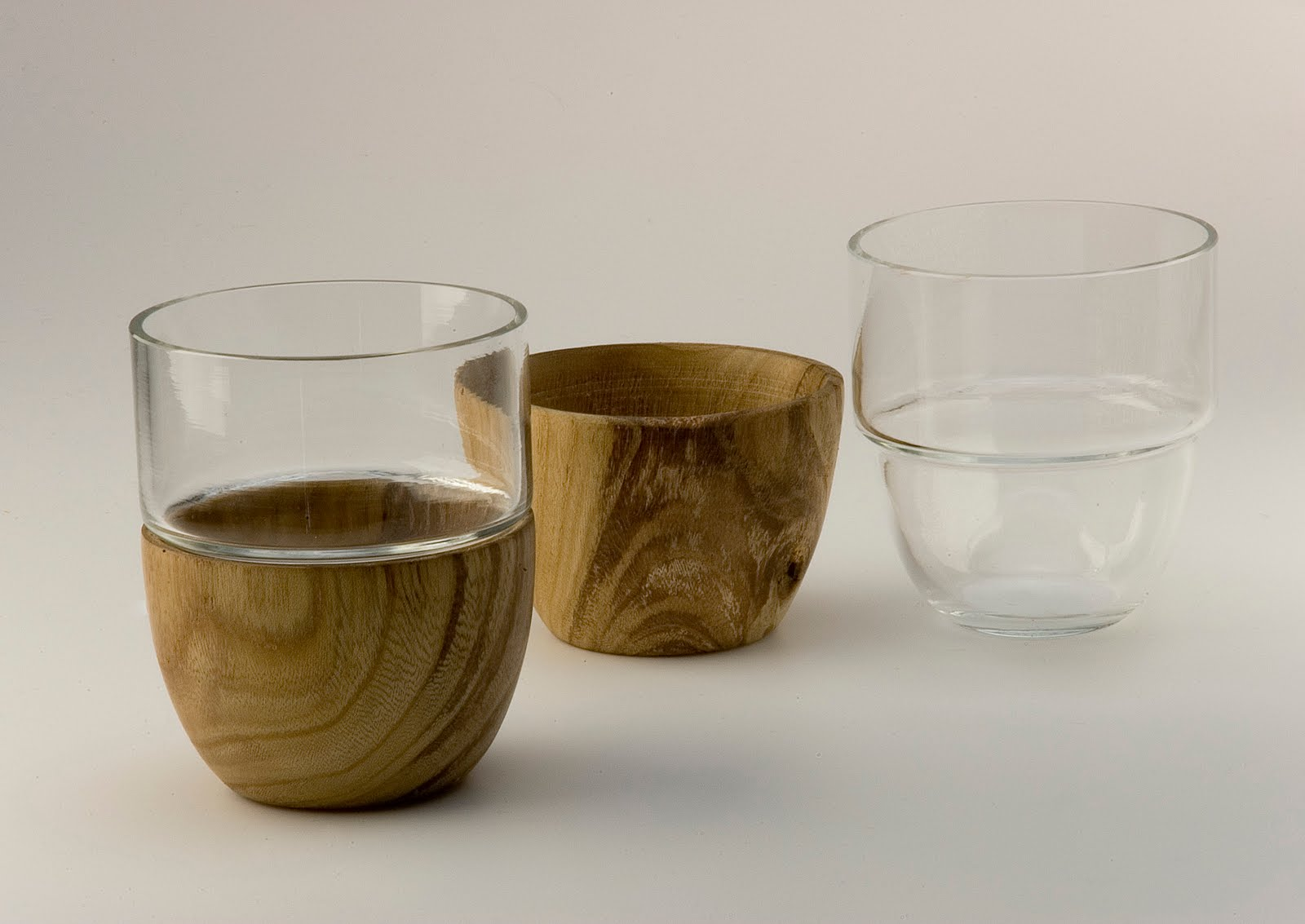 Justyna Piotrowicz: wood and glass
