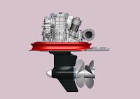 Marine Engine Digest 2011: Yanmar Marine's Pod Drive